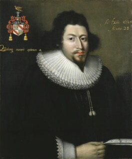 Bulstrode Whitelocke, by Unknown artist - NPG 4499