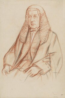 John Henry Whitley, by William Rothenstein - NPG 4799