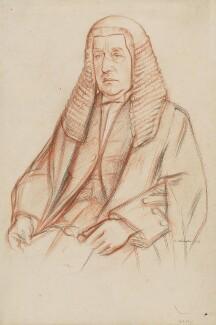 John Henry Whitley, by Sir William Rothenstein, 1924 - NPG 4799 - © National Portrait Gallery, London