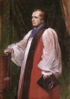 Samuel Wilberforce, by George Richmond - NPG 1054