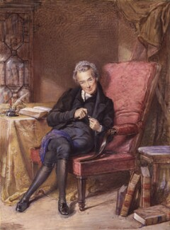 William Wilberforce, by George Richmond, 1833 - NPG 4997 - © National Portrait Gallery, London