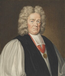 Joseph Wilcocks, copy by George Perfect Harding, after  Unknown artist - NPG 2417