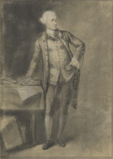 John Wilkes, by Unknown artist - NPG 284
