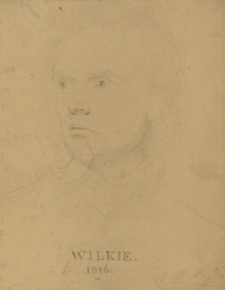 Sir David Wilkie, by Benjamin Robert Haydon - NPG 2423