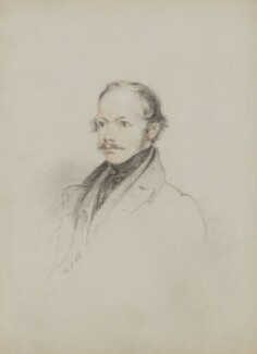 Sir John Gardner Wilkinson, by William Brockedon - NPG 2515(86)