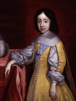 King William III, after Cornelius Johnson (Cornelius Janssen van Ceulen) - NPG 272