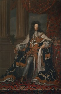 King William III, after Jan Henrik Brandon - NPG 4153