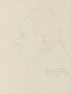King William IV, after a drawing by Sir Francis Leggatt Chantrey - NPG 316a(141)
