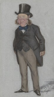 Sir Watkin Williams Wynn, 6th Bt, by Sir Leslie Ward - NPG 2606