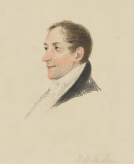 Horace Hayman Wilson, by James Atkinson - NPG 826