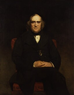Hon. James Wilson, by Sir John Watson-Gordon - NPG 2189