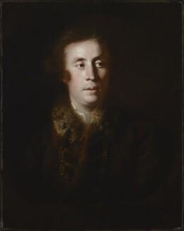 Joseph Wilton, by Sir Joshua Reynolds, 1752 - NPG 4810 - © National Portrait Gallery, London