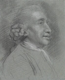 Joseph Wilton, attributed to Charles Grignion, circa 1771 - NPG 4314 - © National Portrait Gallery, London