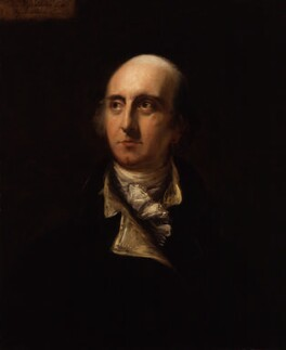 Hon. William Windham, by Sir Thomas Lawrence - NPG 38
