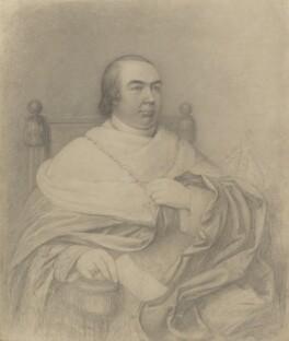 Nicholas Patrick Stephen Wiseman, attributed to Henry Edward Doyle - NPG 2074