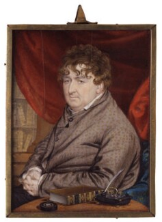 John Wolcot, by Walter Stephens Lethbridge - NPG 156