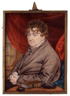 John Wolcot, by Walter Stephens Lethbridge, circa 1817 - NPG 156 - © National Portrait Gallery, London