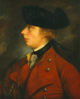 James Wolfe, attributed to J.S.C. Schaak - NPG 48