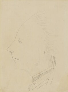 James Wolfe, by Harold Lee-Dillon, 17th Viscount Dillon, after a drawing attributed to  Sir Harvey Smyth, Bt - NPG 713a