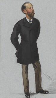 Sir (Henry) Evelyn Wood, by Sir Leslie Ward - NPG 4756