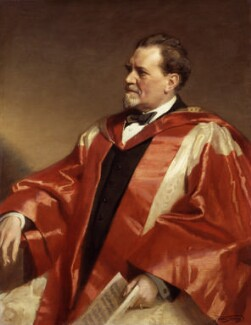 Sir Henry Joseph Wood, by Frank Salisbury - NPG 3688