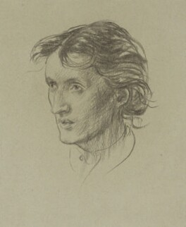 Virginia Woolf, by Francis Dodd - NPG 3802