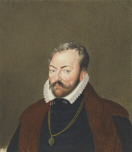 William Somerset, 3rd Earl of Worcester, by George Perfect Harding, after  Unknown artist - NPG 2400