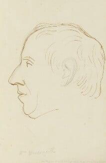 William Wordsworth, by Sir Francis Leggatt Chantrey, 1820 - NPG 316a(146) - © National Portrait Gallery, London