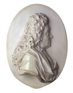 Sir Christopher Wren, by David Le Marchand - NPG 4500