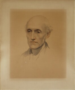Thomas Wright, by George Frederic Watts - NPG 1016
