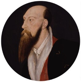 Sir Thomas Wyatt, after Hans Holbein the Younger, 16th century, based on a work of circa 1540 - NPG 2809 - © National Portrait Gallery, London