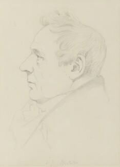 Sir Jeffry Wyatville, by Sir Francis Leggatt Chantrey - NPG 316a(148)