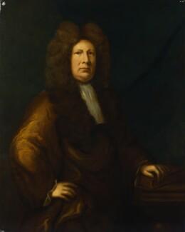 Sir Cyril Wyche, by Unknown artist - NPG 1422