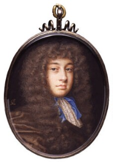 William Wycherley, by Peter Cross - NPG 6280