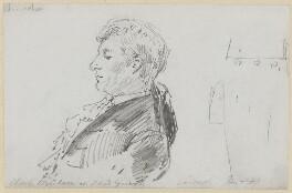 Sir Charles Wyndham (Charles Culverwell), by Sydney Prior Hall - NPG 2373