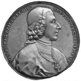 Henry Benedict Maria Clement Stuart, Cardinal York, by Gioacchimo Hamerani - NPG 2784