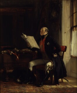 Frederick, Duke of York and Albany, by Sir David Wilkie, 1823 - NPG 2936 - © National Portrait Gallery, London