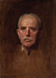 John Denton Pinkstone French, 1st Earl of Ypres, by John Singer Sargent - NPG 2654