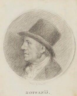 Johan Joseph Zoffany, by Johan Joseph Zoffany, circa 1795 - NPG  - © National Portrait Gallery, London