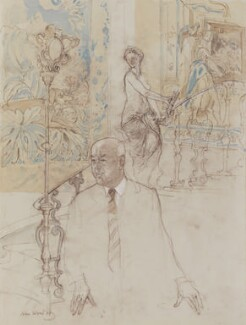 Harold Acton, by John Stanton Ward - NPG 5850