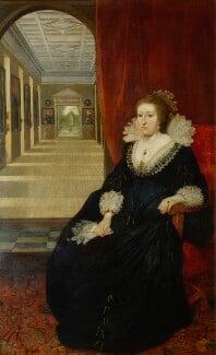 Aletheia Talbot, Countess of Arundel, by Daniel Mytens, circa 1618 - NPG 5293 - © National Portrait Gallery, London