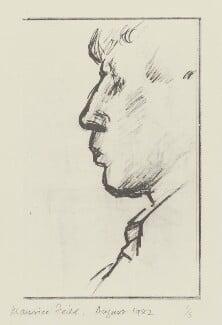 W.H. Auden, copy by Edward Maurice Feild, 1982, based on a work of 1935 - NPG 5543 - © National Portrait Gallery, London