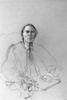 Sir Roger Bannister, by John Stanton Ward - NPG 6086