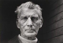 Samuel Beckett, by Jane Bown, 1976 - NPG  - © Jane Bown