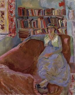 Vanessa Bell, by Duncan Grant - NPG 5541