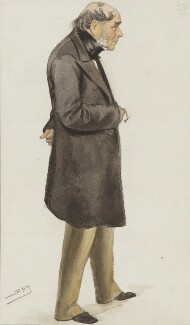 Sir Henry Bessemer, by Sir Leslie Ward - NPG 6048