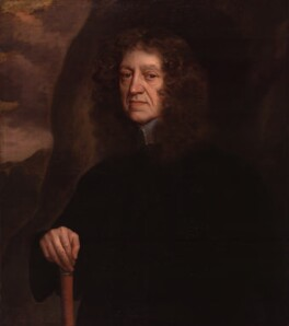 Sir Henry Blount, by Sir Peter Lely - NPG 5491