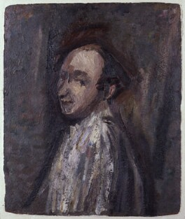 David Bomberg, by David Bomberg - NPG 5345b