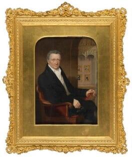 Henry Bone, by William Bone Sr - NPG 6001