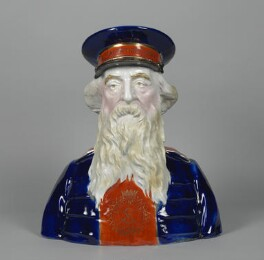 William Booth, by Unknown artist - NPG 5814